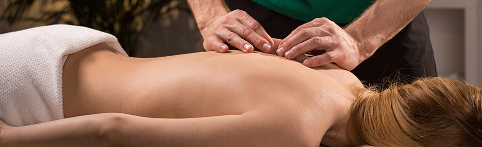 acupressure massage full body and back